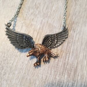 Jewelry - Eagle necklace